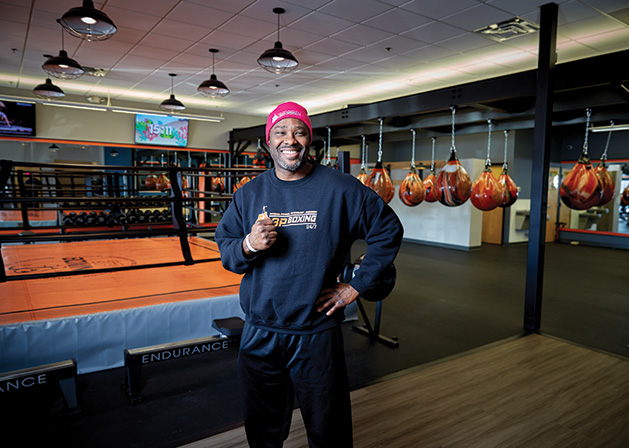 Mike Lewis, Owner of 3P Boxing 24/7