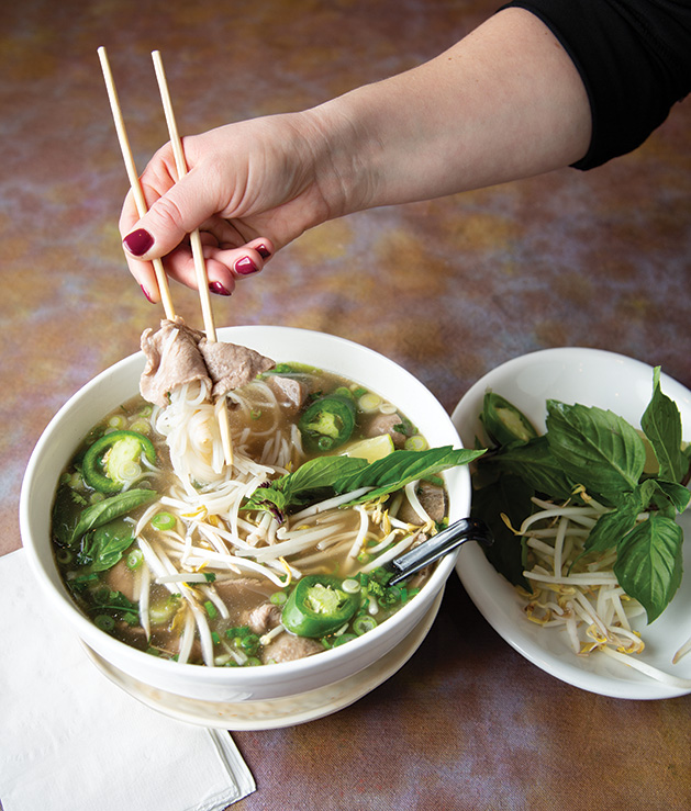 Try This Trio of Asian-inspired Restaurants in Woodbury | Woodbury