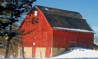 The Miller Barn in Woodbury