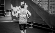 Curtis Dunn at the worldwide CrossFit Games.