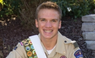 Eric Westfall, Eagle Scout extraordinaire.
