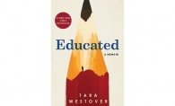 """Educated"" by Tara Westover"