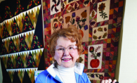 Quilt Surprise Barbara Broberg River Valley Craft