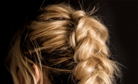 A trendy fall hairstyle for women by Emily Woodstrom Hair Artistry
