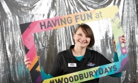 Woodbury Days President Amy Lombardi