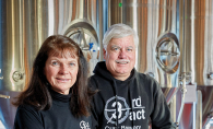 Deb and Steve Long of 3rd Act Craft Brewery