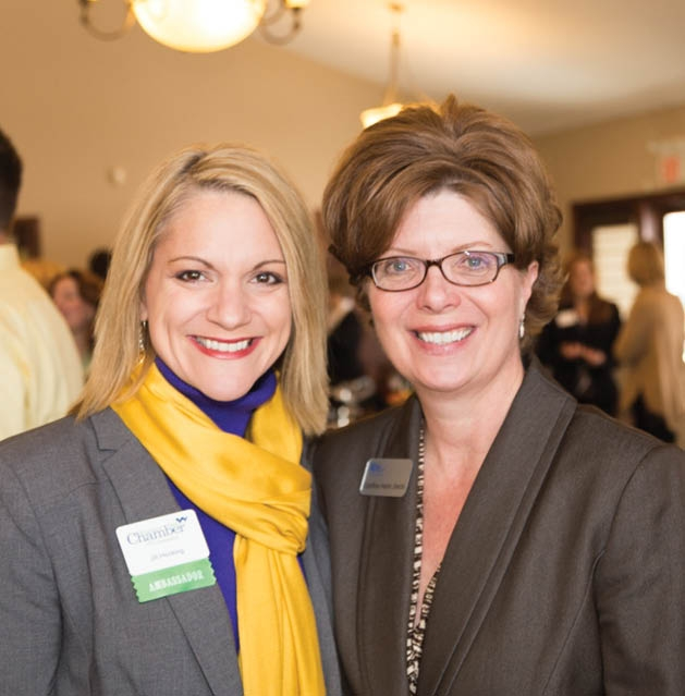 Jill Hocking and Cynthia Helms Smith