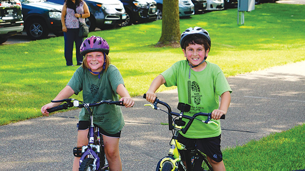 Woodbury Kids Duathlon
