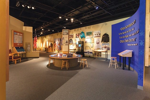 Mille Lacs Indian Museum and Trading Post