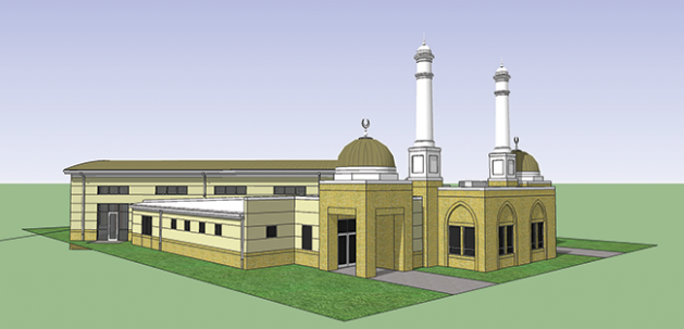 Islamic Society of Woodbury-East Metro builds a new mosque