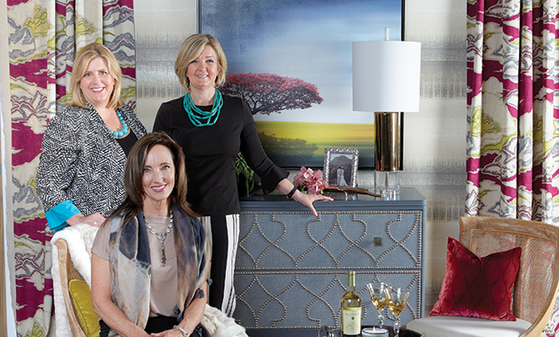Three Local Interior Designers Transform The Same Space With Unique  Makeovers