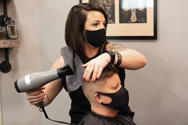 Female-owned and operated men's grooming suite  House of Handsome opens in Woodbury.