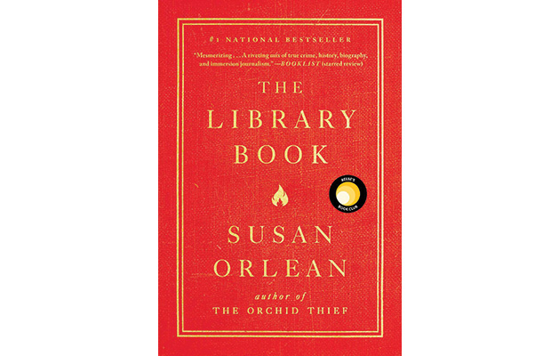"""The Library Book"" by Susan Orleans"