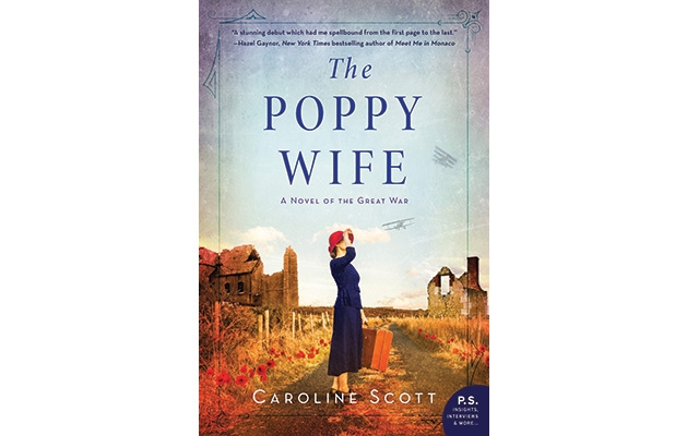 The Poppy Wife by Caroline Scott