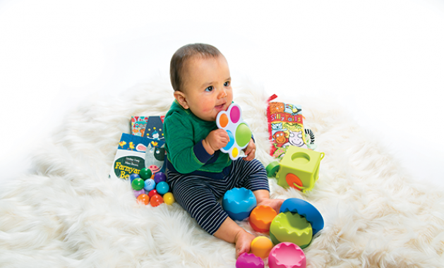 Swaddle to Waddle subscription service offers support to parents  with young children
