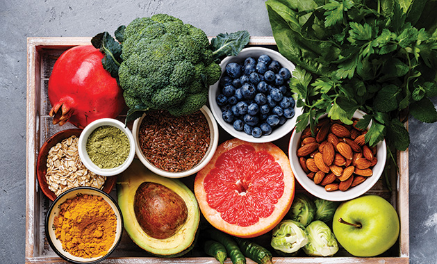 Healthy foods to help lose weight