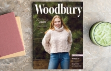 Woodbury Magazine February 2021 cover