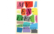 My Ex Life, Stephen McCauley, mother daughter stories, mother daughter novels,
