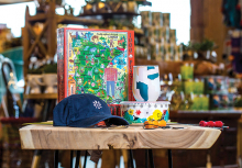 A Minnesota puzzle, hat, mugs and other gifts from Patina