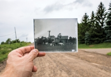 Carl F. Scholma's farm in 1888 is the current site of the Wedgewood development and Prestwick Golf Course
