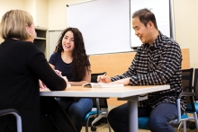 An ESL class at Great Rivers Adult Community Education