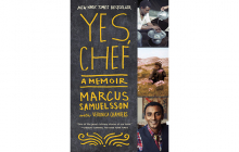 "The cover of ""Yes Chef"" by Marcus Samuelsson"
