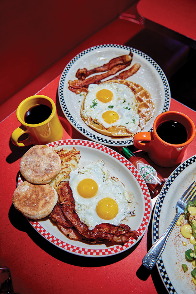 One of Woodbury's best breakfasts and brunches